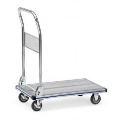 Wózek aluminiowy składany