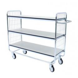 Wózek ESD 3 półki