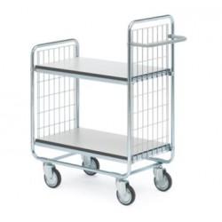 Wózek ESD 2 półki