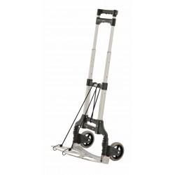Aluminiowy wózek składany